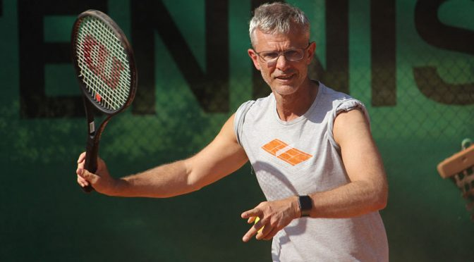 Tennis-Workshops beim TVA